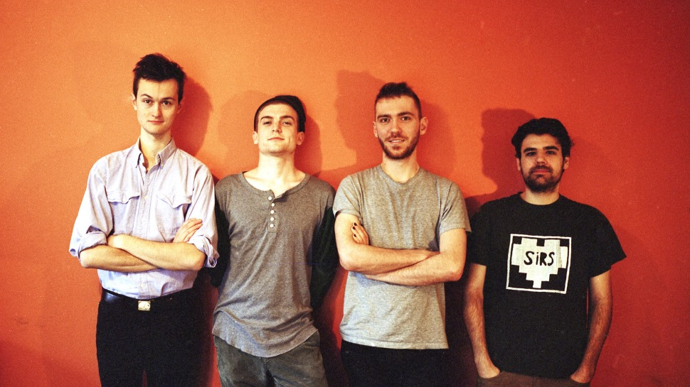"Music Geek Track of the Day: Ought's ""Beautiful Blue Sky"" Gives the Suburban Lifestyle a Shake"