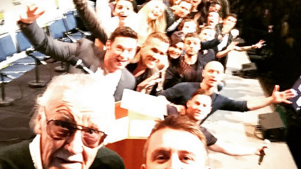 20th Century Fox Unleashed DEADPOOL, a Massive Superhero Selfie