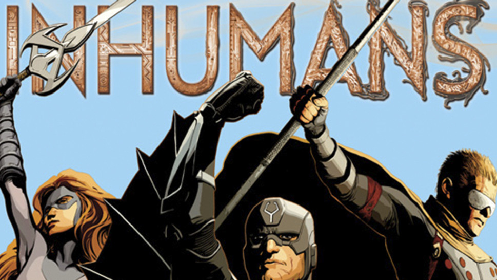 Marvel Reveals UNCANNY INHUMANS, OLD MAN LOGAN, and More at SDCC