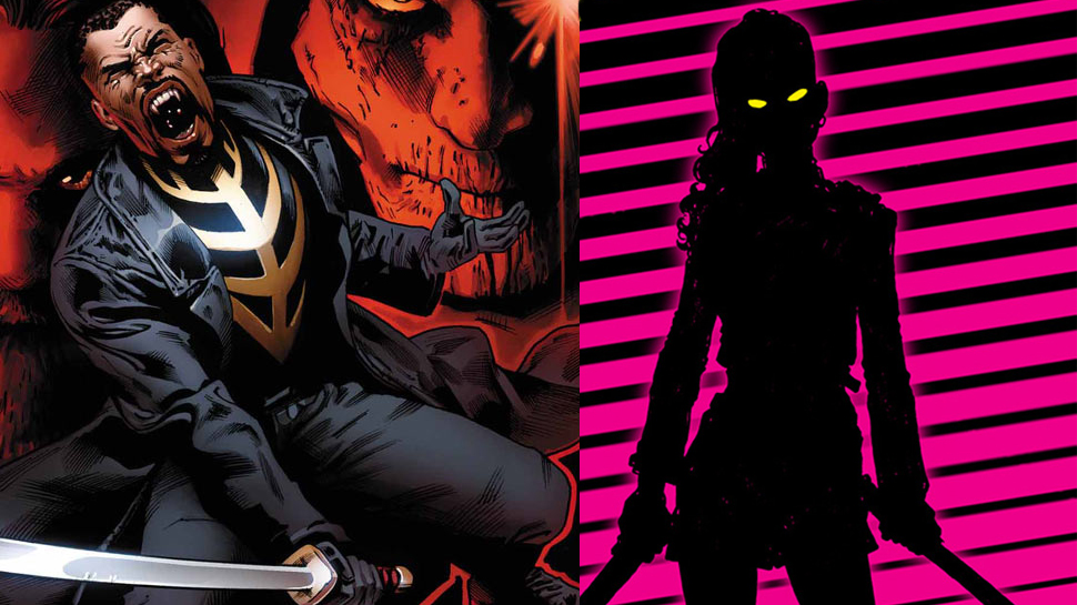 Rumor: New BLADE Movie to feature the Vampire Hunter's Daughter