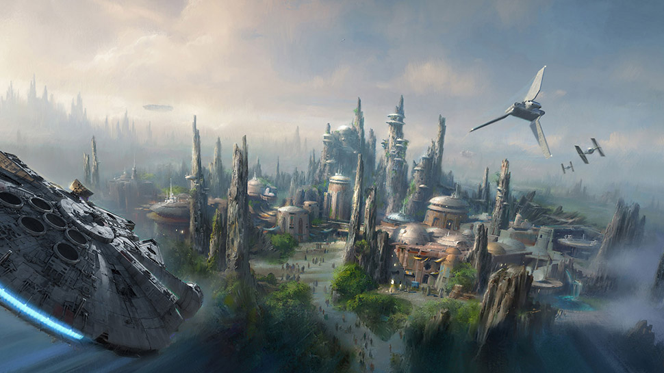 Disney Gives Updates on STAR WARS, Marvel, AVATAR, and TOY STORY Plans for Their Parks at D23 Expo
