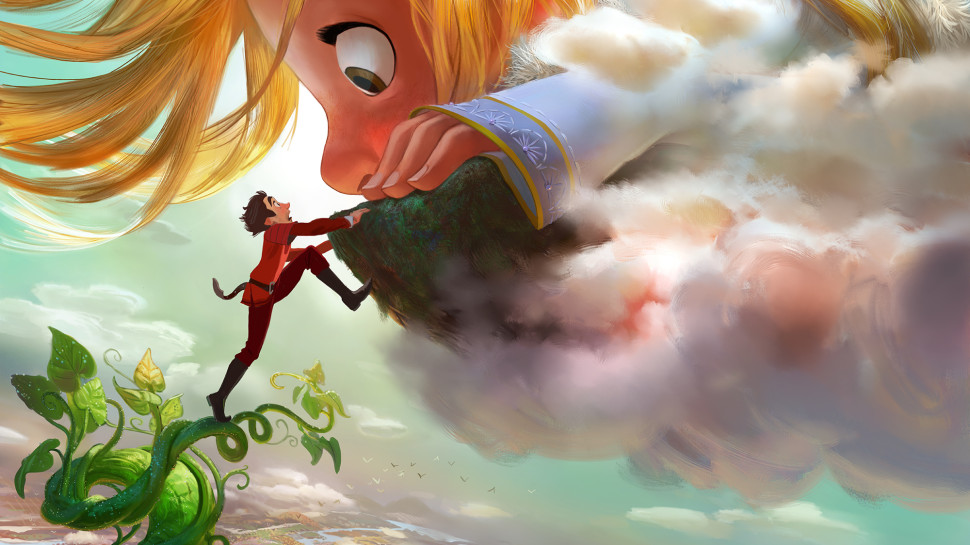 Disney Announces GIGANTIC, Jack and the Beanstalk Story, at D23
