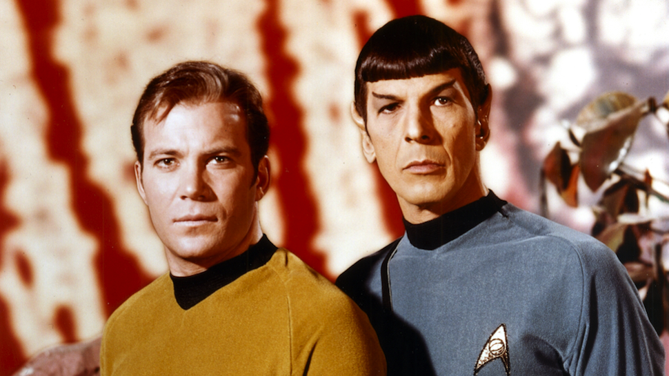 William Shatner to Pen Biography of Friend Leonard Nimoy