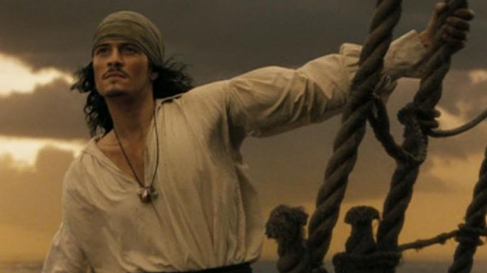 Orlando Bloom Returns for PIRATES OF THE CARIBBEAN: DEAD MEN TELL NO TALES