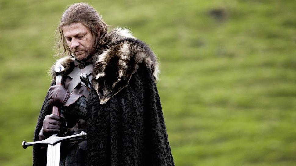 Is This GAME OF THRONES Casting for a Young Ned Stark?