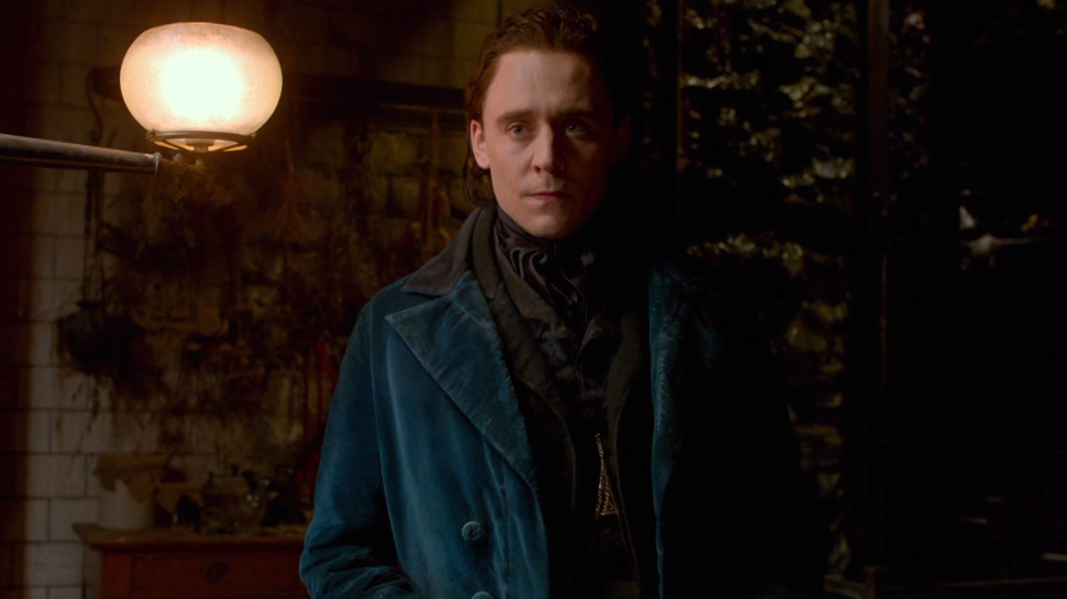 Movie Morsels: Tom Hiddleston and Jessica Chastain Sizzle in New CRIMSON PEAK Clip