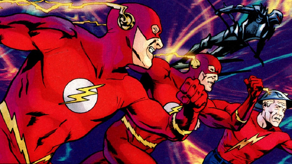 Candice Patton Confirms All Three Scarlet Speedsters to Appear on THE FLASH Season 2