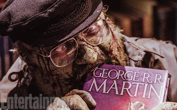 George RR Martin Zombie 3