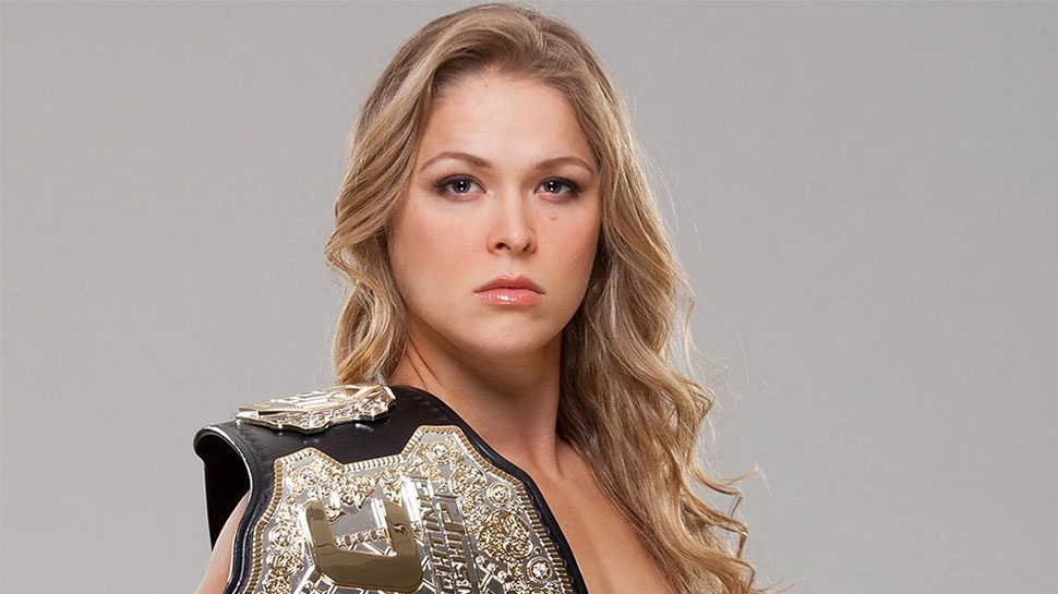 Ronda Rousey Set For ROAD HOUSE Remake At MGM