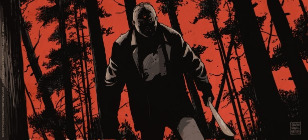 Friday the 13th by Francesco Francavilla