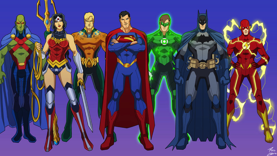 Cartoon Network Confirms New JUSTICE LEAGUE Series
