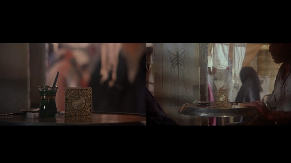 First and Final Frames: Horror Edition