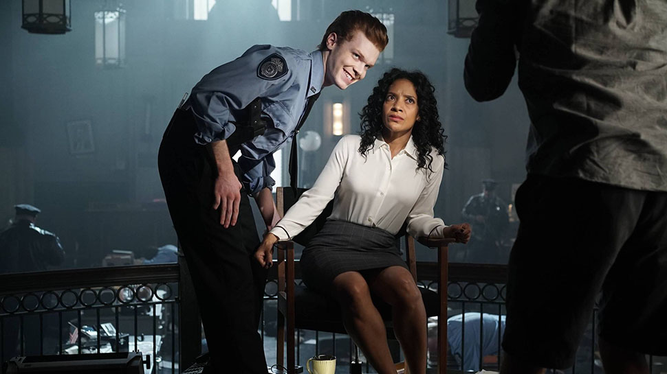 GOTHAM Showrunner Bruno Heller Reveals 'It's a New Dawn in the GCPD' After the Maniax Massacre