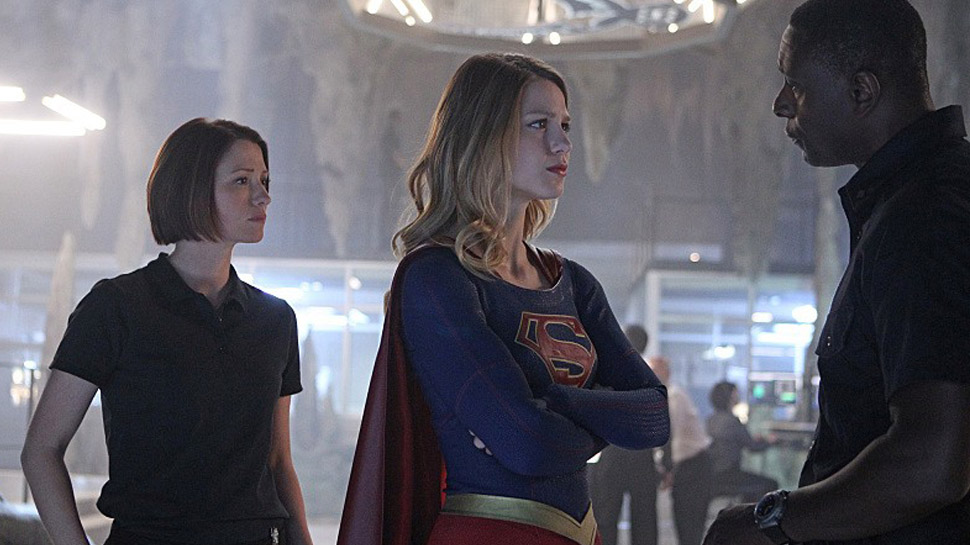 TV-Cap: New X-FILES Teaser Has Monsters, How to Watch the SUPERGIRL Pilot for Free, and More