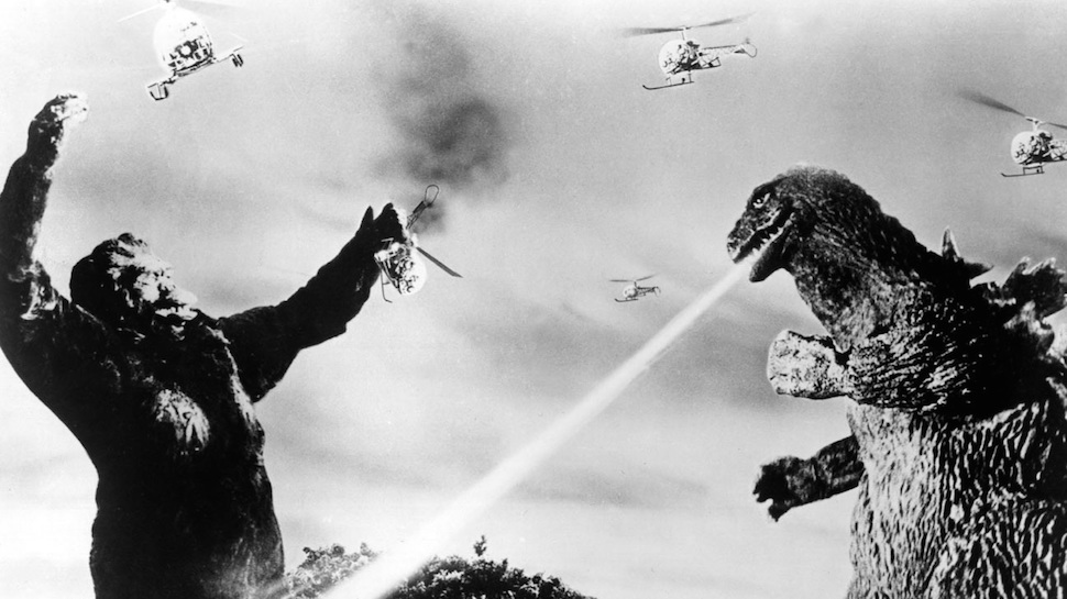 It's Official: GODZILLA VS. KING KONG Movie Coming in 2020