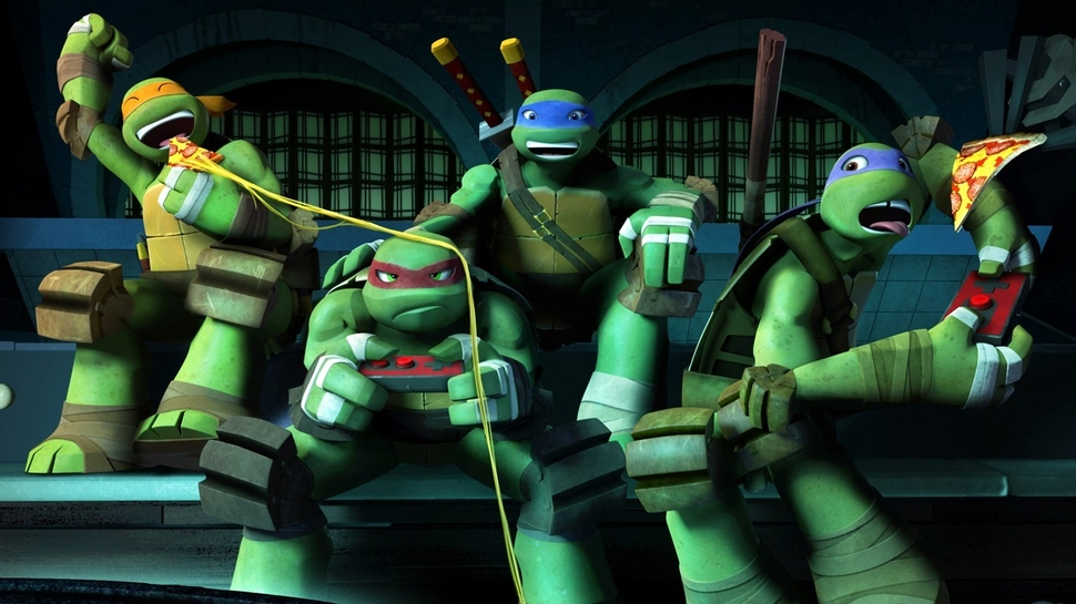 TEENAGE MUTANT NINJA TURTLES Adds David Tennant, Lucy Lawless, More