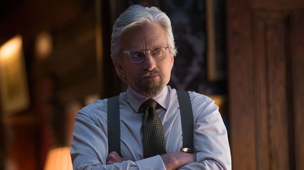 Michael Douglas Will Return as Hank Pym in ANT-MAN AND THE WASP