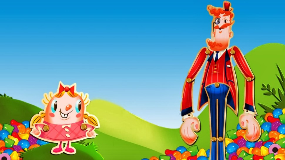Activision Acquires CANDY CRUSH Developer for $6 Billion