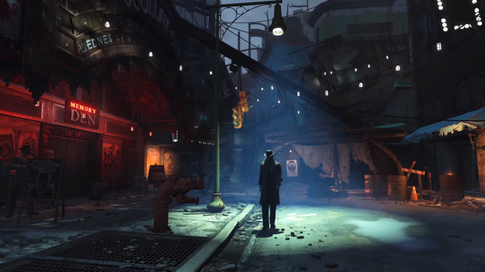 Gaming Daily: FALLOUT 4's First Patch is Here, Available on PC
