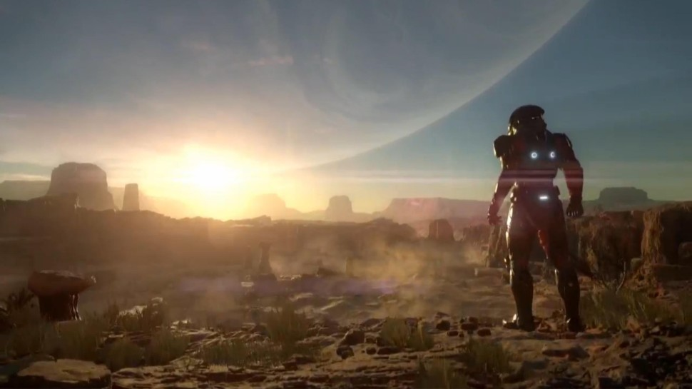 MASS EFFECT: ANDROMEDA Pushed Back, Launches Early 2017