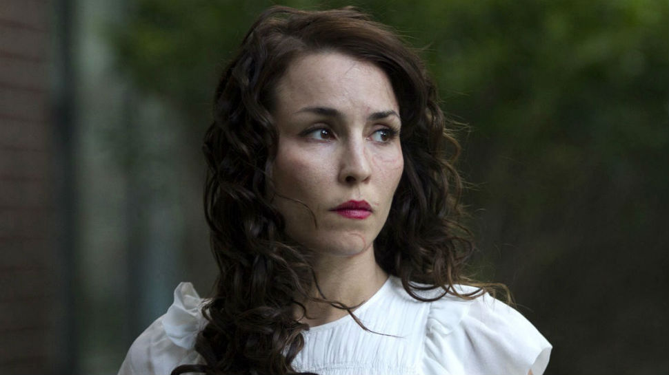 Noomi Rapace Circles Amy Winehouse Biopic