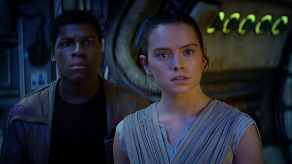Josh Gad Shares One Last Video of Him Bugging Daisy Ridley for STAR WARS Spoilers