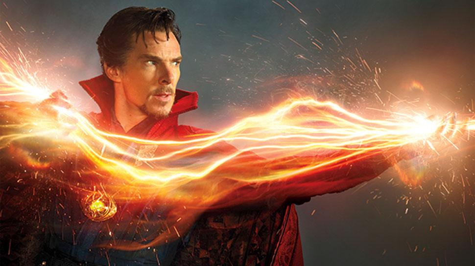 DOCTOR STRANGE Takes to the Streets in New Set Photos