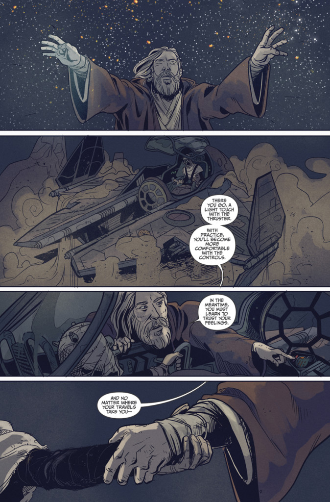 you need to read this professionally made star wars fan comic nerdist