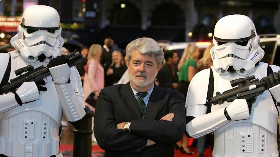 George Lucas Gives His Approval to STAR WARS THE FORCE AWAKENS