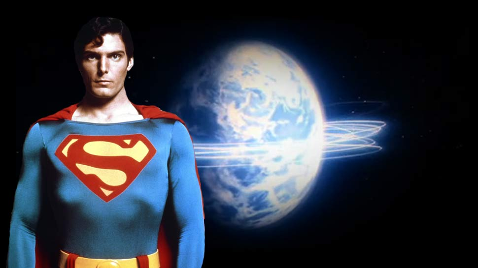 How Fast Would Superman Have To Fly To Reverse The Earth S