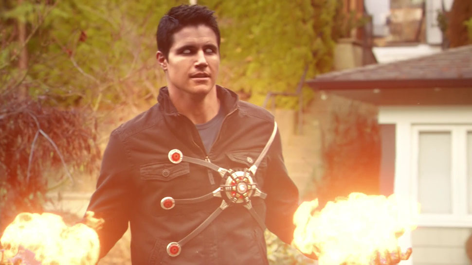 TV-Cap: Robbie Amell to Return to THE FLASH, VIKINGS Season 4 Trailer, and More