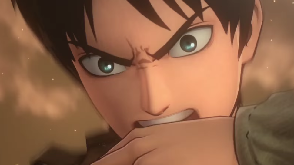 Newest ATTACK ON TITAN PS4 Trailer Showcases the 'Female Titan' in Action