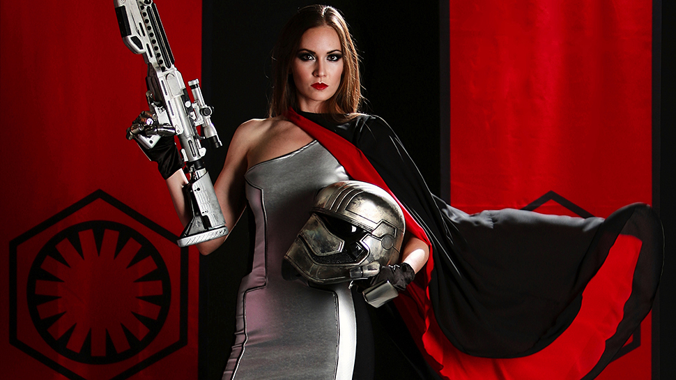 Catherine Elhoffer's THE FORCE AWAKENS Dresses Would Make Amidala Envious