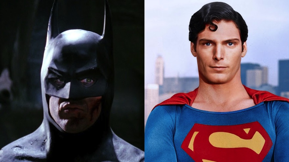 Michael Keaton's Batman and Christopher Reeve's Superman Costumes Up for Auction