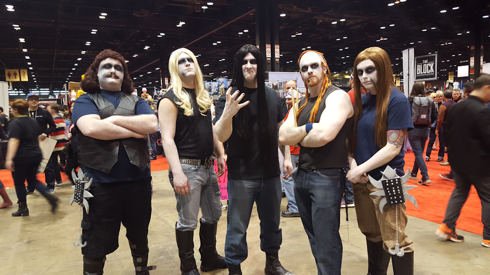 See the Best Kind of Fandom in This C2E2 2016 Cosplay Round-up