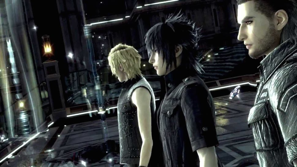 have style like final fantasy xv s noctis with the official clothing