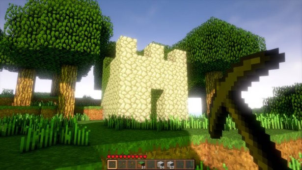 Minecraft Unreal Engine