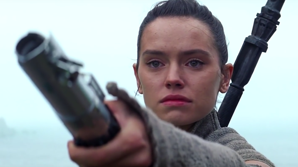 J.J. Abrams Just Revealed a HUGE Clue About Rey's Parents