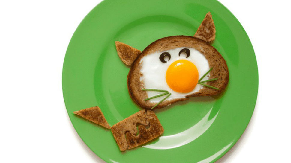 BREADY MADE Will Make Your Eggs and Toast Super Fun