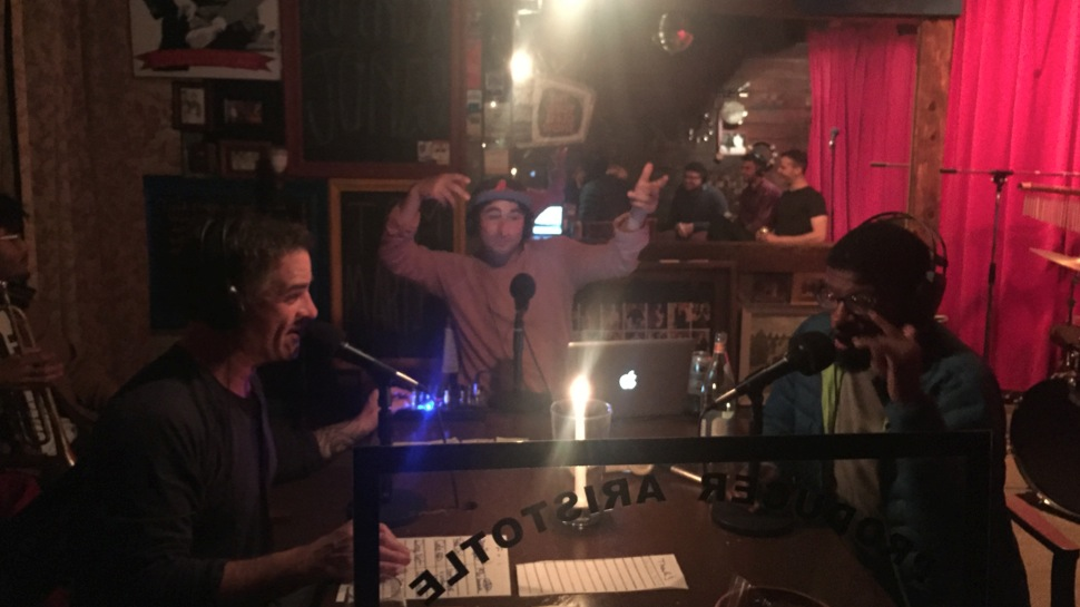 The Todd Glass Show #241: Quincy Jones and Tom Martin