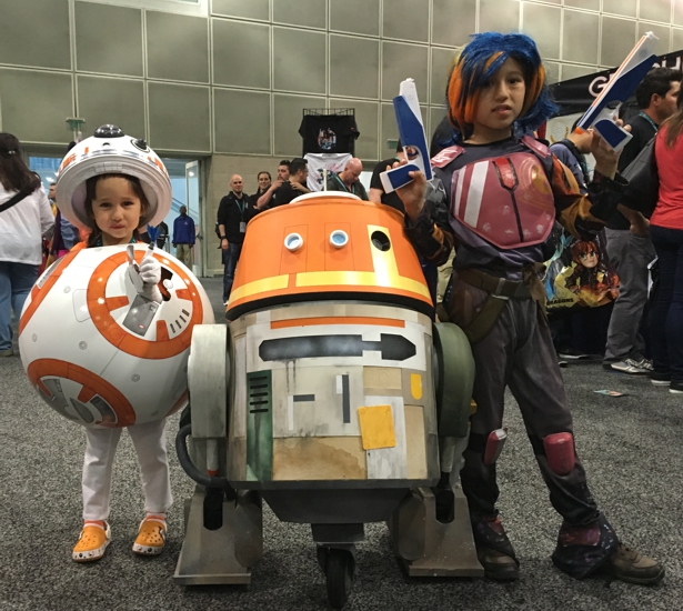 wondercon kid star wars-03282016
