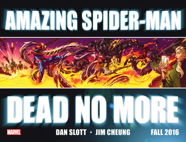 Amazing Spider-Man Dead No More by Alexander Lozano