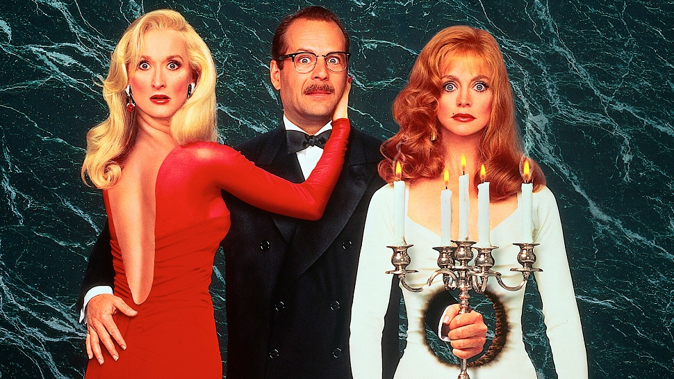 Schlock & Awe: DEATH BECOMES HER