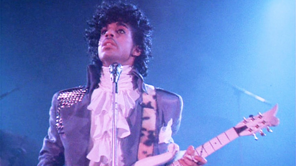 Prince's Jacket from PURPLE RAIN Is Up for Auction Right Now