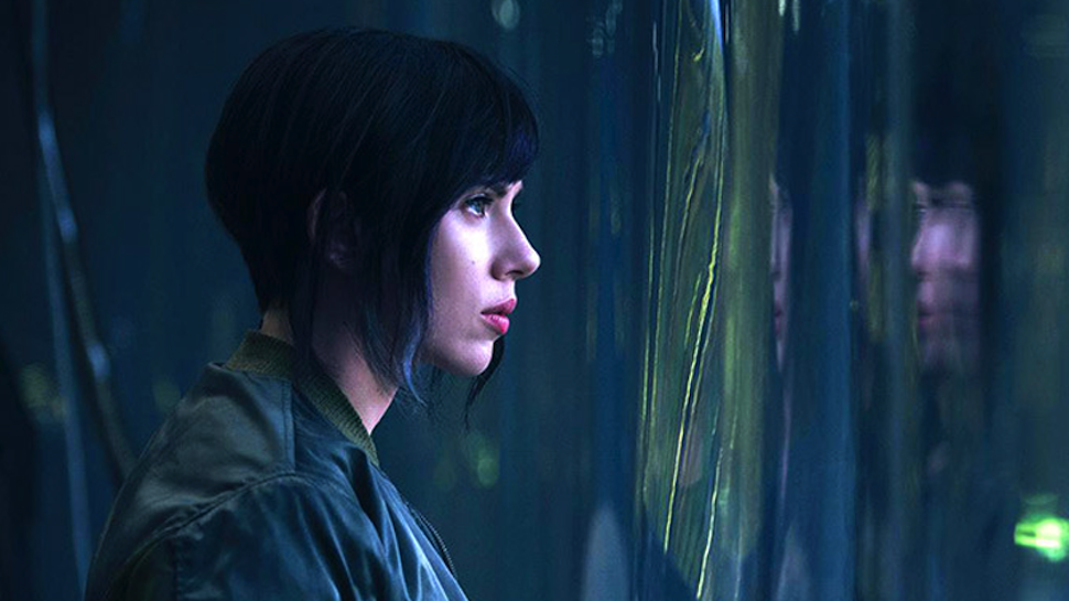 GHOST IN THE SHELL Releases First Image of Scarlett Johansson