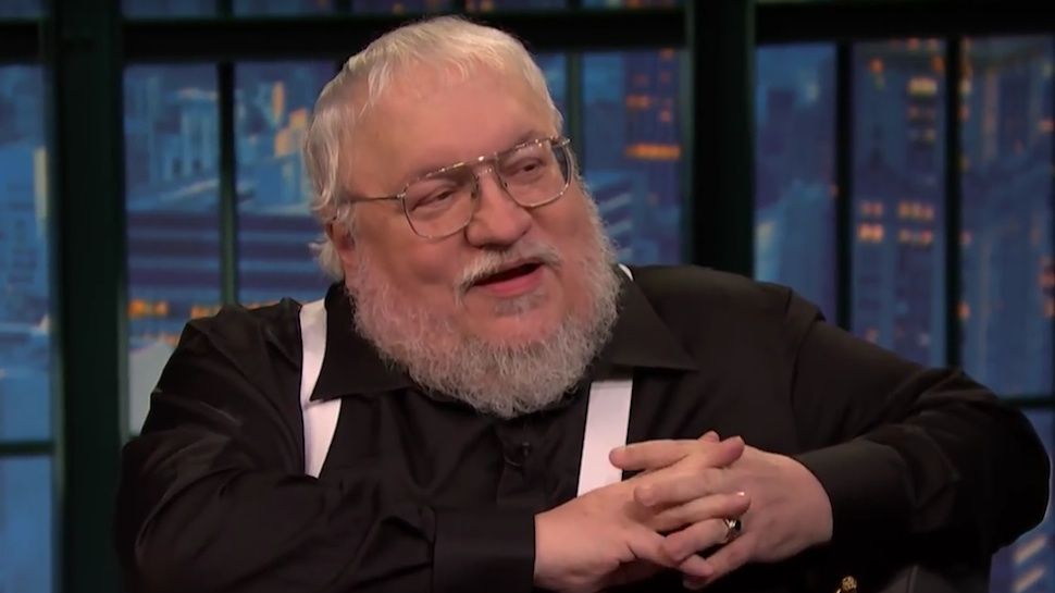 "George R.R. Martin's ""Not A Blog"" Has Left LiveJournal"