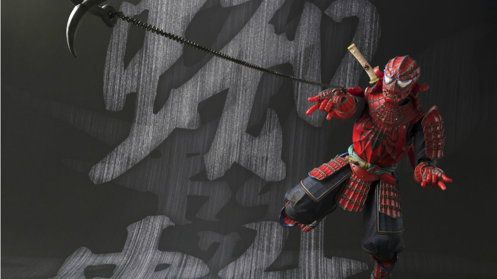 Spider-Man Gets a Samurai Makeover From Tamashii Nations