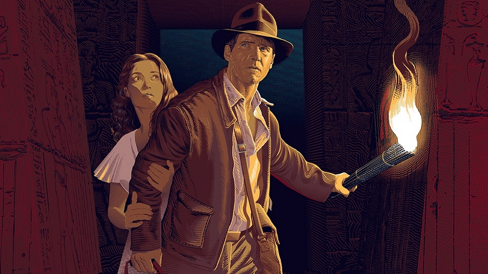 Celebrate 35 Years of RAIDERS OF THE LOST ARK with This Awesome Poster