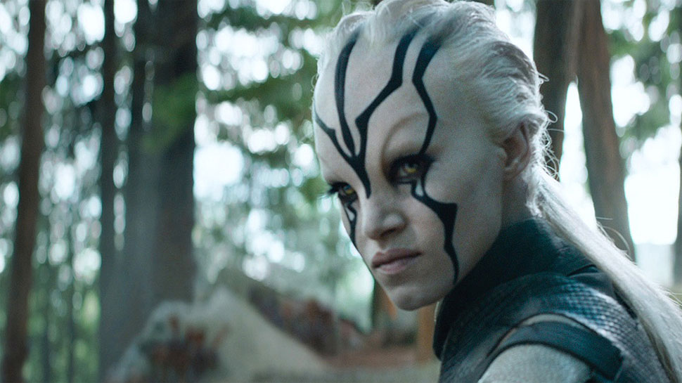 STAR TREK BEYOND's Jaylah Was Inspired by Jennifer Lawrence