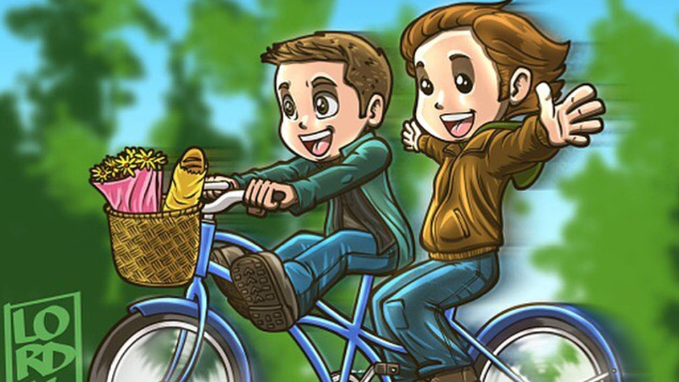 Fan Art Friday #85 – The Cutest SUPERNATURAL Fan Art